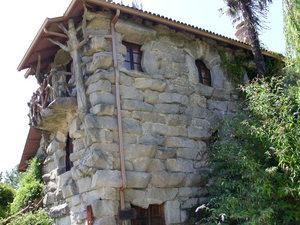 Casa Forestal Monte Aloya